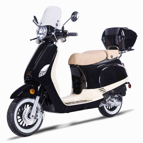 Amigo 50cc 4 Stroke Gas Moped Scooter - AVENZA 50cc - 2020 model