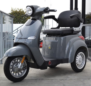 ZNEN 3 Wheel Electric Mobility Trike Scooter - F-10