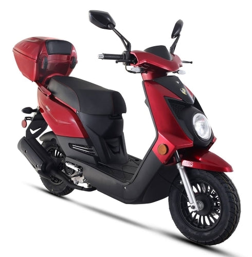 Znen 50cc 4 Stroke Gas Moped Scooter - Q 50