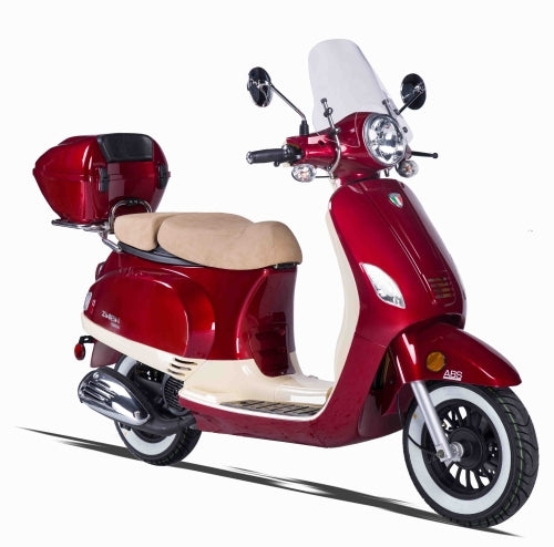 Znen 50cc 4 Stroke 3hp Gas Moped Scooter - VPA-50