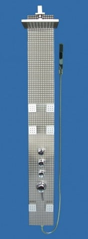 Zen Brand New Stainless Steel Rain Shower Panel System