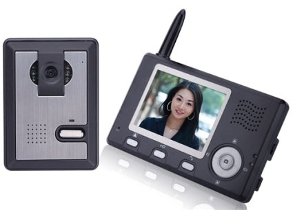 Brand New Wireless Video Door Phone Intercom System with 3.5