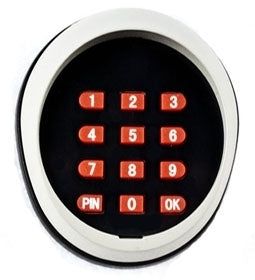 Brand New 433.92Mhz Wireless Keypad for Gate Openers
