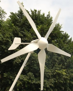 High Quality Wind Turbine Complete System 1000 Watt (Sale Ends Tonight)