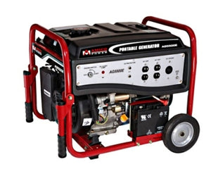 High Quality 5500 Watt Amico Gas Generator