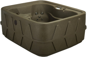 AquaRest Hot Tub Spa AR-400 4 Person 14-Jet Plug and Play Spa Jacuzzi