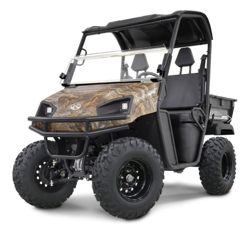 700cc American LandStar LS677EPS 4WD Utility Vehicle With Dump Bed UTV
