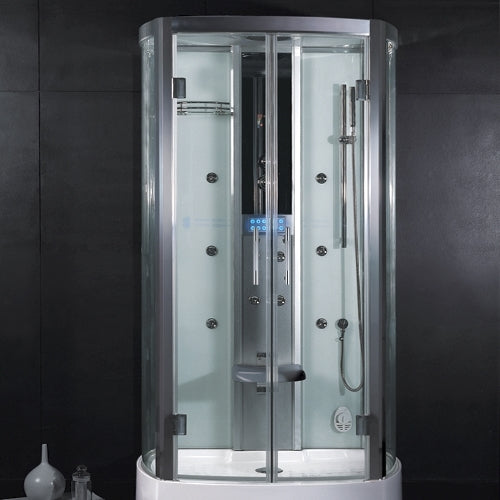 Ariel Platinum Steam Shower 47.2