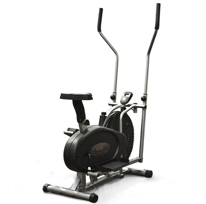 Elliptical Trainer 2 IN 1 Exercise Fitness Machine