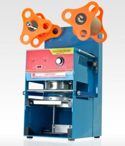Commercial Automatic Cup Sealing Machine Bubble Sealer