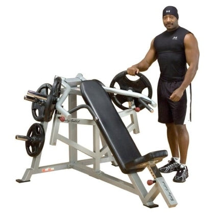 Leverage Incline Bench Press Bench
