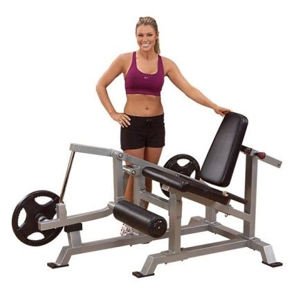 Leverage Leg Extension Workout Machine