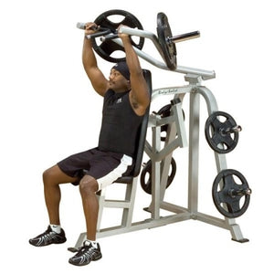 Leverage Shoulder Press Weight Training Machine