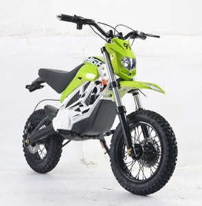 800w Dirt Bike 36v Mid Size Junior Electric Dirt Bike - BD588L