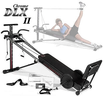 Total Trainer DLX-II Home Gym