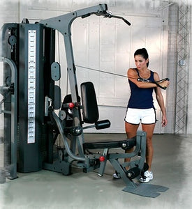 The Bayou Fitness Commercial Home Gym