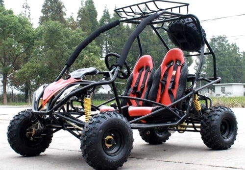 200 Go Kart New 200cc Jaguar S PGO Adult Full Size Go Kart
