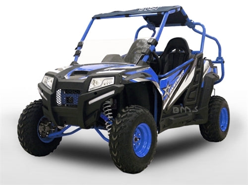 BMS Avenger 150 EGL 22 Utility Vehicle Mini Adult Youth UTV - Fully Automatic With Reverse