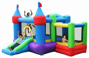 Brand New Bounce House - Dream Castle with Ball Pit