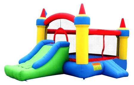 Brand New Bounce House - Mega Castle with Slide