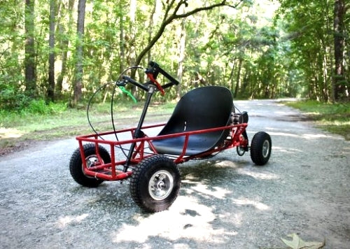 40cc Kids Racer Mini Kart