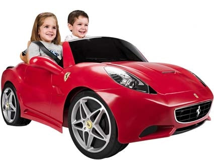 Ferrari California 12v Power Wheel