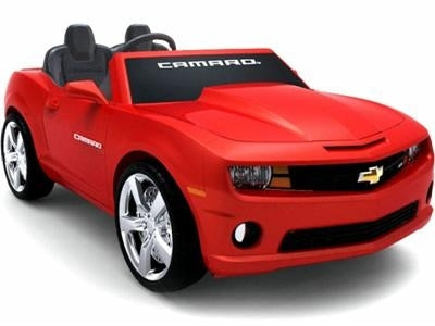 Chevy Camaro Power Wheel