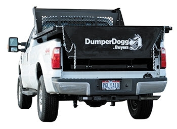 Dumper Dogg 8 Foot Steel Truck Bed Dump Insert