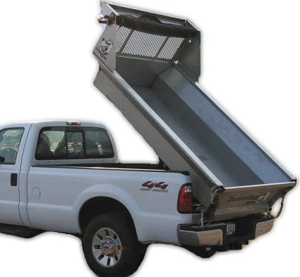 Dumper Dogg 8 Foot Stainless Steel Truck Bed Dump Insert