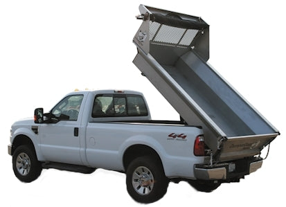 Dumper Dogg 6 Foot Stainless Steel Truck Bed Dump Insert