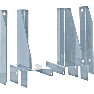 Dumper Dogg Stainless Steel Wall Extension Bracket Kit
