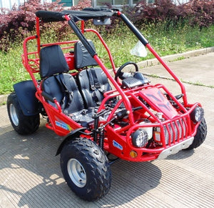 New 300cc Go Kart CVT Fully Automatic 17.4 HP w/ Reverse - 300XRS