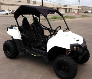 Brand New Gas Golf Cart UTV Hybrid 300cc Utility Vehicle Extended Challenger Edition Trailmaster