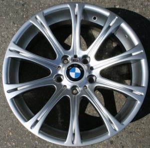 18 x 8.5 Inch Hyper Silver Automotive Rims 18