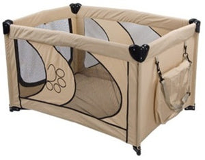 "High Quality Beige 45"" Dog Play Pen"