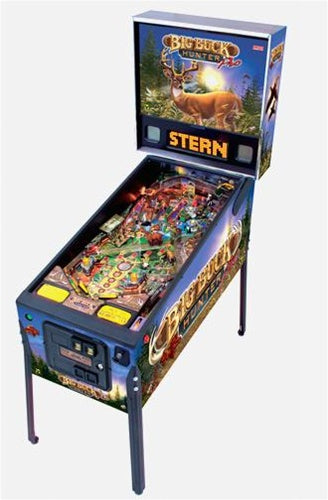 Big Buck Hunter Pinball