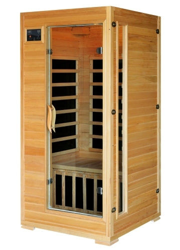 1-2 Person Buena Vista Sauna with Carbon Heaters - SA2402