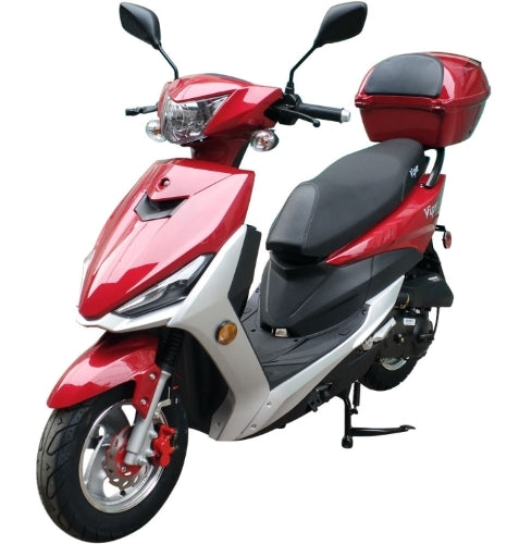 Brand New 50cc 4 Stroke Viper Moped Scooter