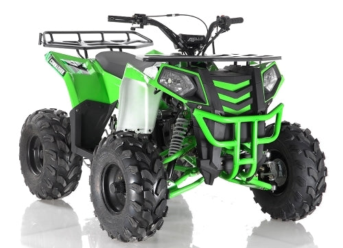 125cc Atv Apollo Series Commander 125cc Fully Automatic w/Reverse ATV Four Wheeler - COMMANDER-125CC - CALI LEGAL