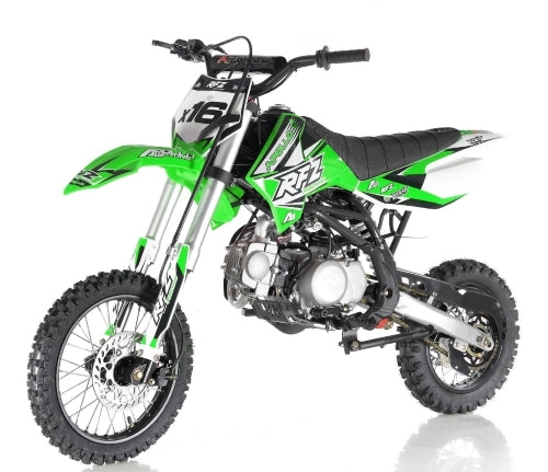 125cc Dirt Bike Fully Auto Apollo Series Pit Bike - DB-X16