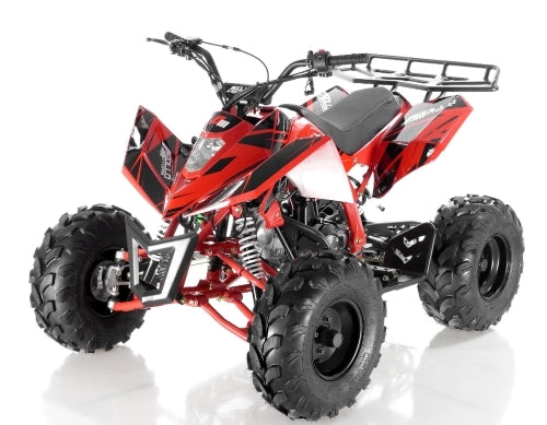Sniper 8 125cc Apollo Series Fully Automatic w/Reverse Sport ATV Four Wheeler - Sniper 8