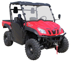 650cc 4x4 UTV Utility Vehicle w/ Disc Brakes - Comrade 650