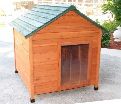 High Quality Large Classic Cedar Dog House