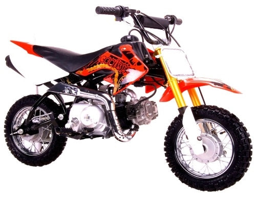 Coolster Dirt Bike 110cc Fully Auto Mini Size Dirt Bike - QG-213