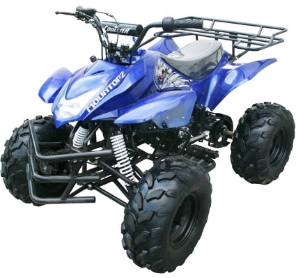 Coolster Brand New 125cc Mid Size Fully Auto ATV Four Wheeler - ATV-3125A