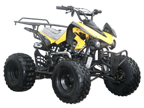 125cc Quad Coolster 125cc Fully Automatic Mid Size ATV Four Wheeler  - ATV-3125CX