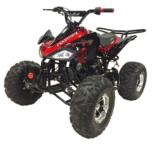125cc Atv Coolster 125cc Mid Size Fully Automatic ATV Four Wheeler - ATV-3125CX3
