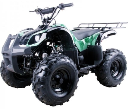 125cc Junior Coolster Brand New 125cc Mid Size Semi Automatic Utility ATV Four Wheeler - ATV-3125XR8-U-S