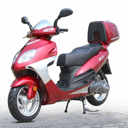 200cc Horizon STG-C Scooter Moped with Electric / Kick Start
