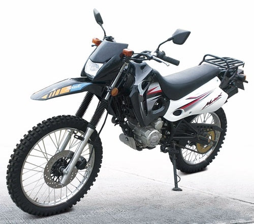 DF-250RTE Ripper 250cc Street Legal Enduro 5 Speed Manual Dirt Bike